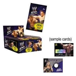 Topps WWE Action Trading Cards Box of 24 Packs Toys