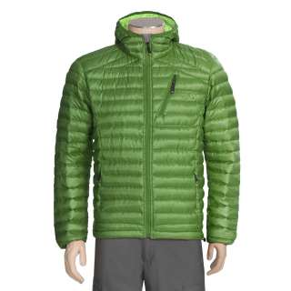 NEW Mountain Hardwear Mens Nitrous Hooded 800 Fill Down Jacket Parka