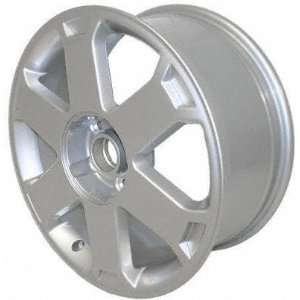 00 02 AUDI S4 ALLOY WHEEL (PASSENGER SIDE)  (DRIVER RIM