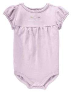 Gymboree Castle Princess Baby Girl All in One Daddys Princess Purple