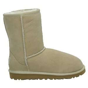 Authentic UGG Australia Kids Classic #5251   Sand Sheepskin (Youth 13
