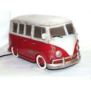 Red Van LED Light Table Lamp   Hippy Groovy Decor
