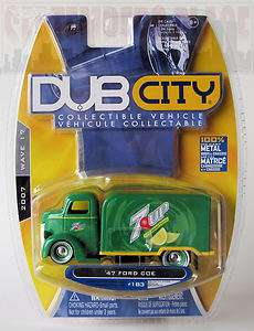 Jada Dub City 7UP 47 Ford COE