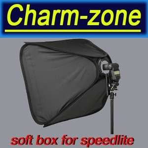 32 80cm Flash Softbox Soft Box For Nikon Flash speedlite SB800 SB700