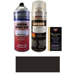 12.5 Oz. Flat Black (Window Trim Paint) Spray Can Paint Kit for 1994
