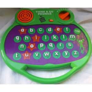 Leap Frog Think and Go Phonics Learning Toy Toys & Games