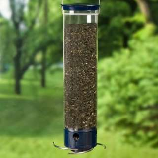 DROLL YANKEES YANKEE WHIPPER SQUIRREL PROOF BIRDFEEDER