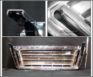 FORD F150 TRUCK CHROME VIP FRONT HOOD GRILLE GRILL 2009 STYLE UPGRADE
