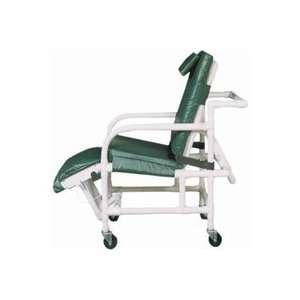 Magnetic MRI PVC Multi Position Geri Chair, 30 With Elevating Legrest
