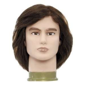 Hair Art Deluxe Male Mannequin Male Mannequin