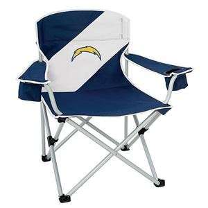 San Diego Chargers NFL Mammoth Folding Arm Chair Sports