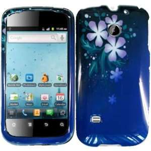 Nightly Flower Hard Case Cover for Huawei Ascend 2 M865