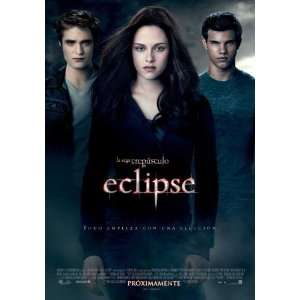 The Twilight Saga Eclipse Movie Poster (27 x 40 Inches