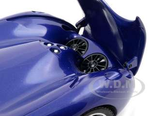 new 118 scale diecast car model of TVR Tuscan S die cast car by Jadi