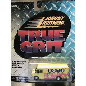 Johnny Lightning True Grit Tootsie DOTS Candy Collector