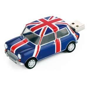 Mini Cooper USB Flash Drive 8GB   British Pavilion