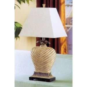 Art Deco Style Table Lamps Set Of Two