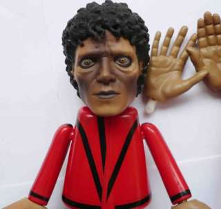 HOT  3PCS MJ MICHAEL JACKSON ACTION FIGURE SET RARE