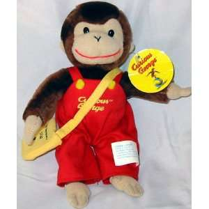 Curious George Morning Star Plush 9 Toys & Games