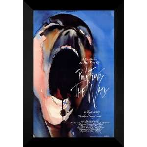 Pink Floyd The Wall 27x40 FRAMED Movie Poster   Style A