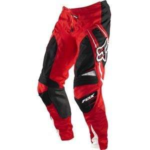 Fox Racing 360 Race Pants   38/Bright Red Automotive