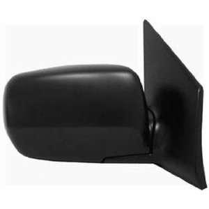 QP H012E a Honda Black Power Passenger Side Mirror