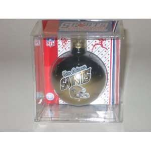 NEW ORLEANS SAINTS (2 5/8 In Diameter) Multi Color CHRISTMAS ORNAMENT