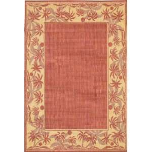 Couristan   Recife   Island Retreat Area Rug   53 x 76