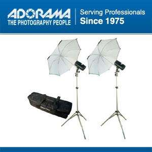 Adorama BFK1 Budget Studio Monolight Flash Kit #1 846431048156