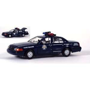 Gearbox 1/43 Nebraska State Police Ford Crown Vic Toys & Games
