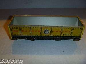 Vintage WYANDOTTE Hafner 91746 Tin Litho Pre War Hopper Car