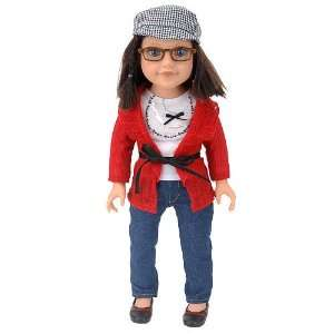 Journey Girls 18 inch Soft Bodied Doll   Dana Toys & Games