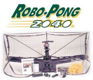 Newgy Robo Pong 2040 Table Tennis Robot