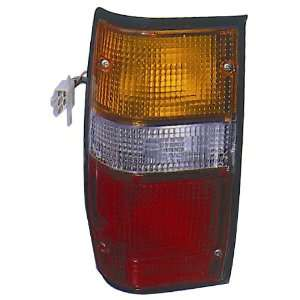87 93 Dodge Ram Pick up Tail Light Assembly ~ Right (Passenger Side