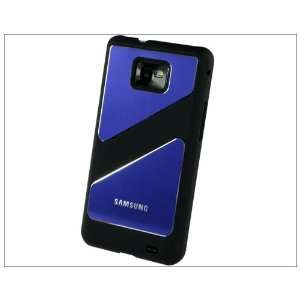 Samsung Galaxy S2 i9100 SII S Blue black qh Cell Phones & Accessories