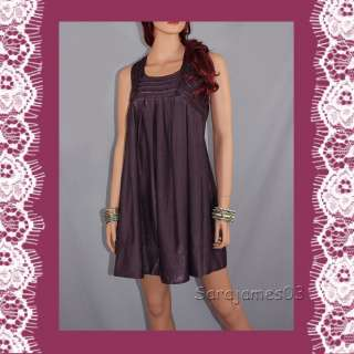NWT Sexy Racerback Scoop Neck Dress Size large