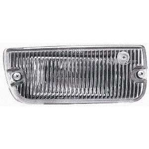 Collison Lamp 96 97 Chrysler Town & Country Fog Light Assembly Right