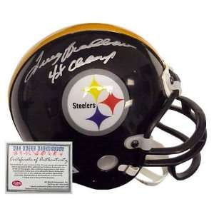 Terry Bradshaw Hand Signed Full Size Proline Steelers Helmet