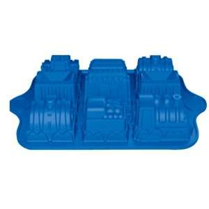 Silicone Train Cake Pan Cake Mould
