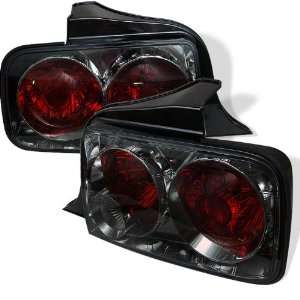 2005 2008 Ford Mustang Smoke SR Altezza Tail Lights