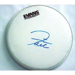 Faith Hill Autographed Signed Drumhead
