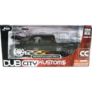 DUB CITY Kustoms 1999 Chevy Silverado Dooley Toys & Games