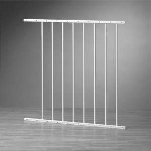 Elongate Wide Pet Gate Extension 24