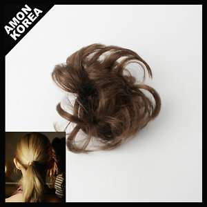 luxury HAIR Ponytail Holders Artificiality Hair C