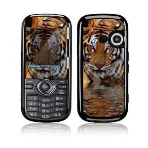 Fearless Tiger Design Protective Skin Decal Sticker for LG
