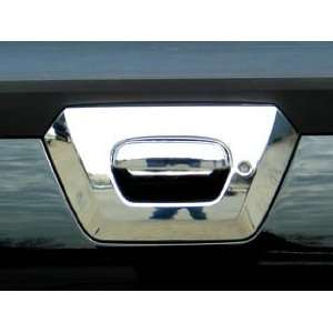 489VT Chevrolet Avalanche 2002   2006 Truck Chrome ABS Tailgate Handle