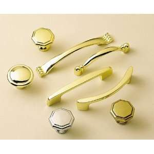 Belwith Keeler Conquest Collection 1 3/8 Cabinet Knob Polished Chrome