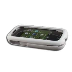 Samsung Trender M380 Hard Case Cover for White Cell