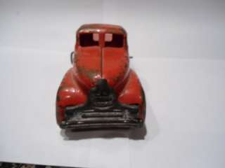 Vintage Tin Marx Toy Co. North American Van Lines Wind Up Truck