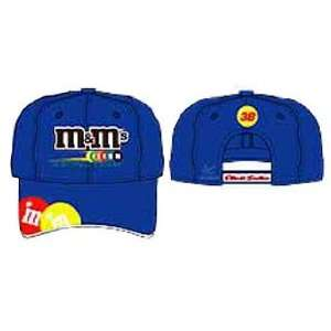 Elliott Sadler Blue Relaxed Cap